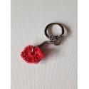 Porte-clés « bisou »