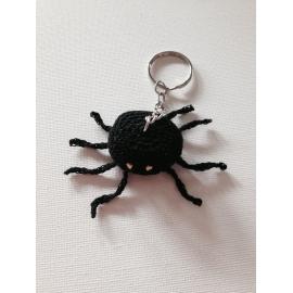 Porte-clés « araignée »