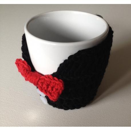 Mug « Costard et nœud- papillon » façon serveur