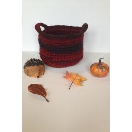 Corbeille aux couleurs de l'automne