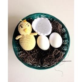 Poussin « spécial Pâques »