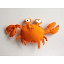 """Doudou """" crabe"""""""