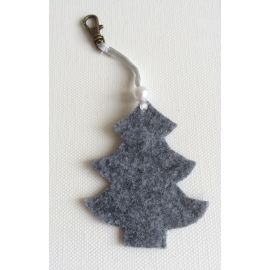 Bijou de sac « spécial Noël »