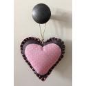 Suspension « cœur »